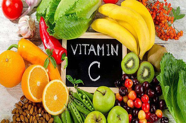 عکس ویتامین سی ، عکس ویتامین های ضروری بدن